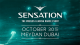 Sensation Dubai 2015 'Ocean of White', 30.10.2015