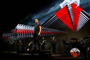 Roger Waters -  концерт в София, 30.08.2013, правостоящи терен