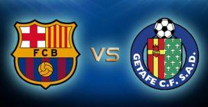 Барселона - Хетафе, 10.02.2013г. мач от Премиера дивизион