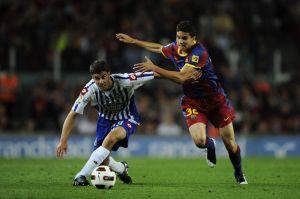 Барселона - Депортиво ла Коруня, 10.03.2013г. мач от Премиера дивизион