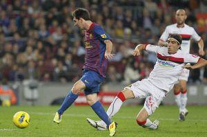 Барселона - Майорка, 06.04.2013г. мач от Премиера дивизион