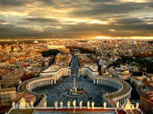 Рим - модерният древен град, посетете за 24 май 2012