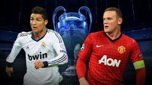 Шампионска лига: Реал Мадрид – Манчестър Юнайтед, 13.02.2013