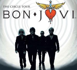 Bon Jovi – концерт в Букурещ, Румъния, 10-11.07.2011