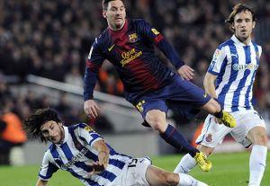 Barcelona - Valencia 08.02.2012