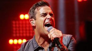 Robbie Williams– концерт в Атина, Гърция, 20.06.2015