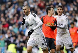 Barcelona - Real Madrid, 22.04.2012