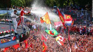 Формула 1, Монца, Италия, 04.09.2016