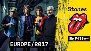 Rolling Stones - концерт в Париж,25.10.2017г.