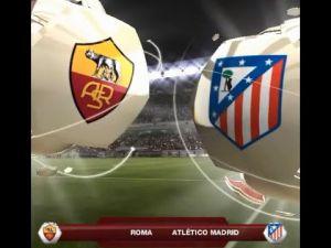 Шампионска лига: Рома - Атлетико Мадрид, 12.09.2017, цена от 299 Евро