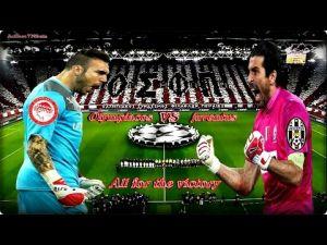 Посетете мача от Шампионска лига по футбол: Ювентус - Олимпиакос, 27.09.2017