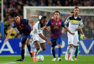 Барселона - Челси, 14.03.2018, пакетна цена от 785 Евро