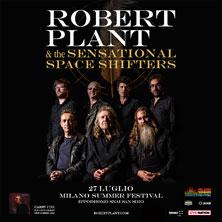Robert Plant - концерт в Милано, 27.07.2018