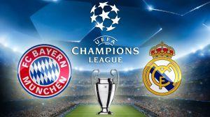 Шампионска лига, полуфинали: Байерн Мюнхен - Реал Мадрид, 25.04.2018