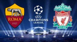 Шампионска лига, полуфинали: Рома - Ливърпул, 02.05.2018