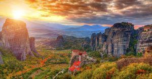 Екскурзия до Гърция: Солун -Паралия Катерини -  Метеора - Вергина, 25.05.2018