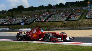 Формула 1 за голямата награда на Унгария, 29.07.2018
