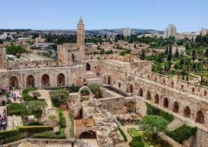 Израел и Йордания - Eдно пътешествие през вековете