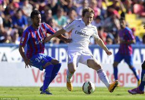 Реал Мадрид - Леванте, 21.10.2018г., Ла Лига, пакетна цена от 432 Евро