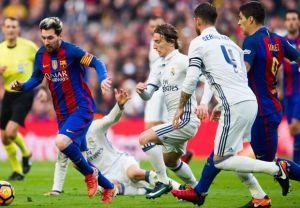 Ел класико: Реал Мадрид - Барселона, 27.02.2019г., купата на Краля на Испания, пакетна цена от 870 Евро