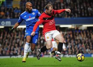 Челси - Манчестър Юнайтед, 05.02.2012