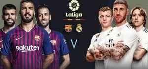 Ел класико: Барселона - Реал Мадрид, 18.12.2019, нова супер цена от 636 Евро на пакет