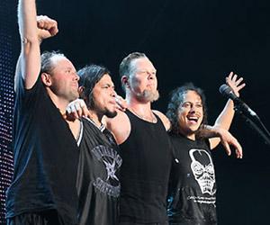 METALLICA - концерт в Белград на 08.05.2012г.