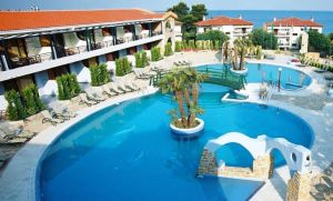 ATHENA PALLAS VILLAGE 5* - SITHONIA