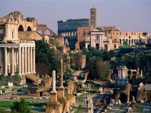 Рим - модерният древен град, 28.06.2012