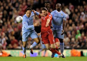 Liverpool - Manchester city, 25.08.2012