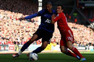 Liverpool - Manchester Utd., 22.09.2012