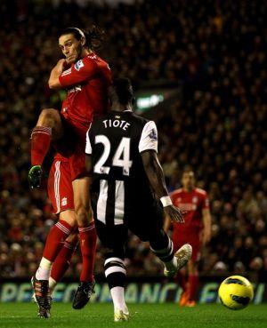 Liverpool - New Castle Utd., 03.11.2012