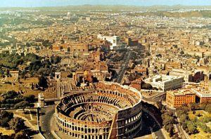 Рим - самолетна екскурзия 31.08.2016г.
